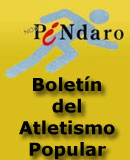 Atletismo popular - Carreras populares